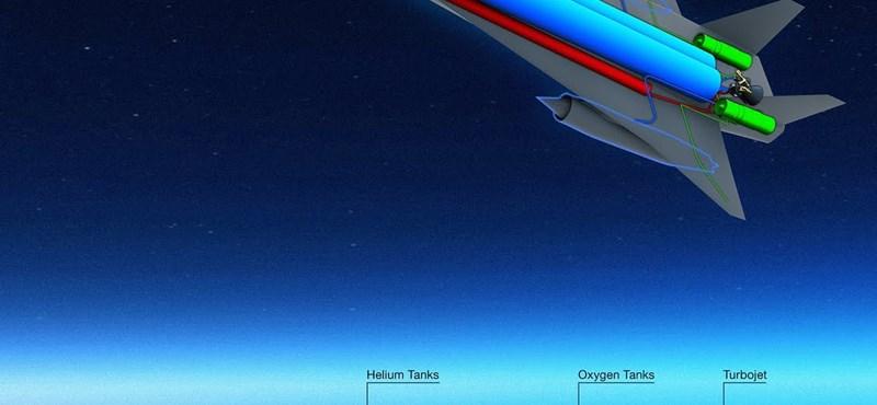 Bemutatták a Concorde utódjának terveit - fotó, videó