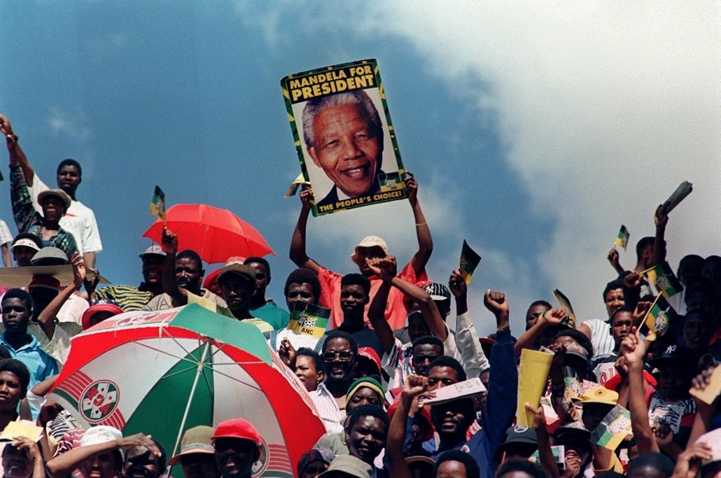Nelson Mandela - yyy