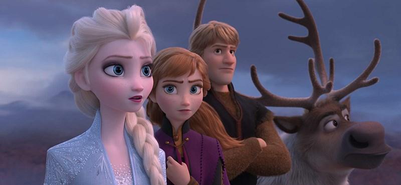 Őslakosokkal kötött szerződést a Disney, hogy elkészüljön a Jégvarázs 2.