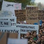 """""""Kirakategyeztetést"""" szervezett Orbán az egyetemistákkal"""
