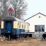 Vagonból is lehet jó lakást építeni