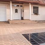 PET-palackokból csináltak napelemes térkövet magyar fejlesztők