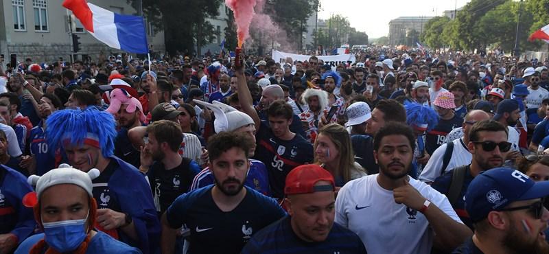 Los octavos de final continúan con los partidos croata-español y franco-suizo, un minuto por minuto