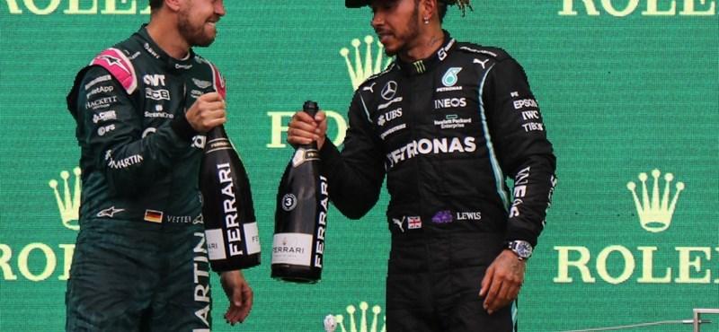 Tenemos una decisión sobre el caso Vettel en Hungría