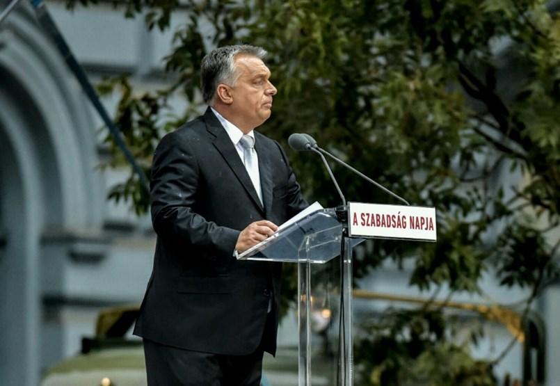 Orbán belevágott a 2019-es EP-kampányba, Hadházy ma az MTVA előtt tüntetne - ÉLŐ