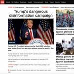 Címlapon számolt be a CNN a Fudan elleni szombati tüntetésről
