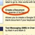 Új Gmail lehetőség: levélből dokumentum