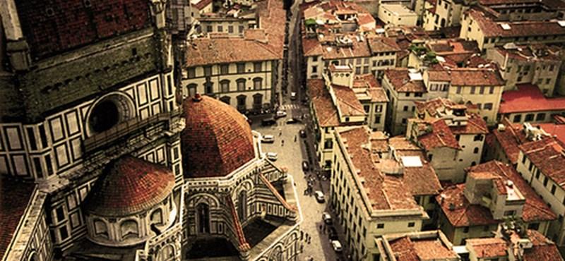 Csúnyább, de legalább olcsó lehet a főtér Firenzében