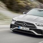Itt a teljesen megújult Mercedes C-osztály