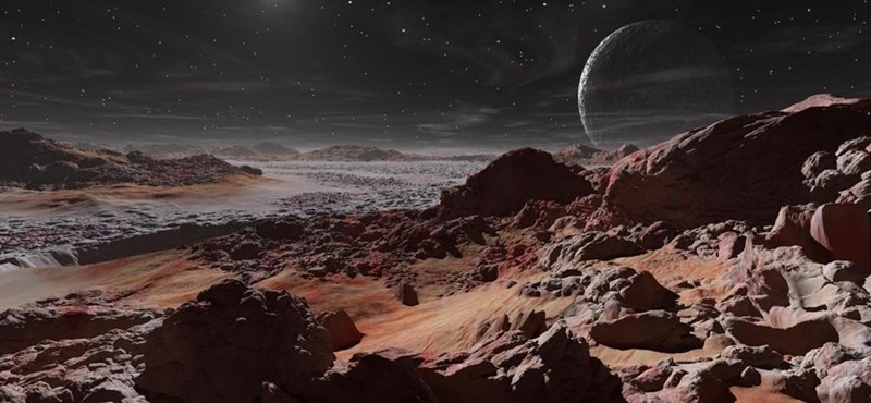 A felszín alatt életet rejtő égitest lehet a Plútó