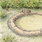 Egy 4000 éves, rituális építményt találtak Angliában, miután bevetették a lézerszkennert