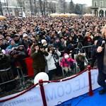 """""""Ez azért még nem Észak-Korea"""" - botrány az olasz antipártban"""