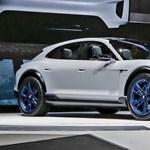 Török eredetű nevet kapott az első villany Porsche