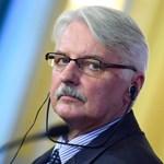 Lengyel külügyminiszter: Oroszország az Iszlám Államnál is nagyobb fenyegetés Európának