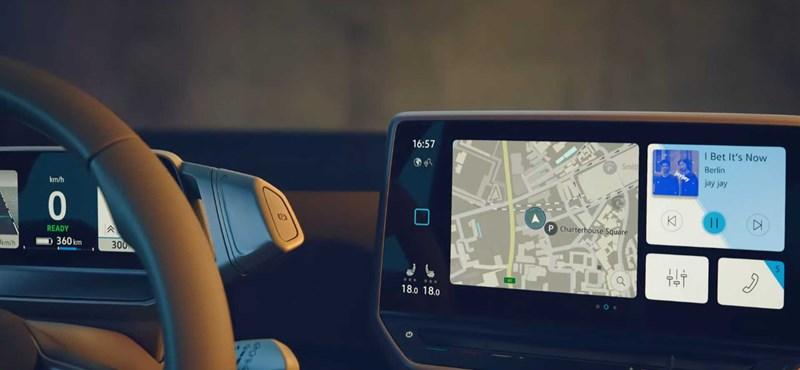 Megmutatta műszerfalát a Volkswagen legérdekesebb új autója