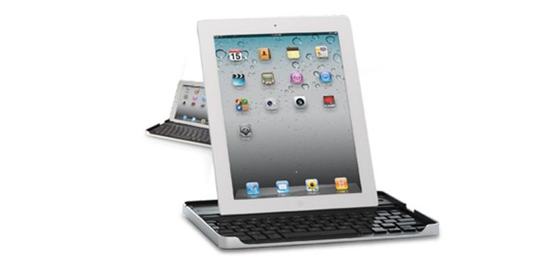 Kipróbáltuk: hatékony Logitech billentyűzetek az iPadhez!