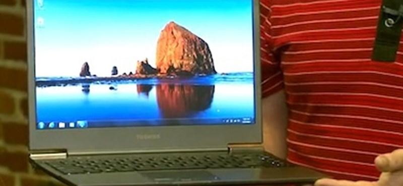 A HP is beszáll az ultravékony notebook piacra