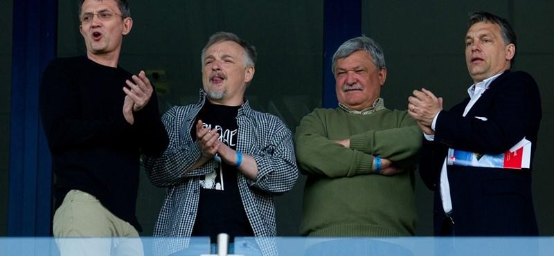 A Videoton stadion parkját is felújítja a kormányzati Jézuska