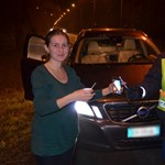 Karácsony előtt még az utolsó pillanatokban is akcióztak a rendőrök, ezúttal azonban kávéval és teával
