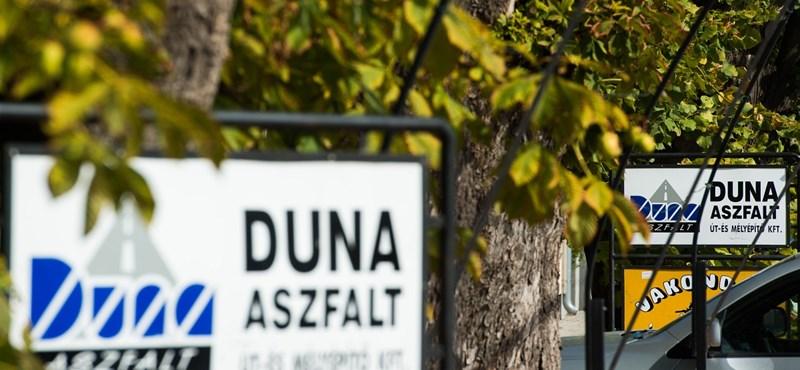 Nem csak Kongóban, itthon is arat a Duna Aszfalt