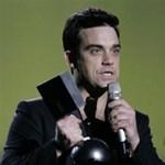 Éles váltás Robbie Williamsnél