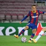 Százszázalékkal folytatja a Barcelona a Bajnokok Ligáját