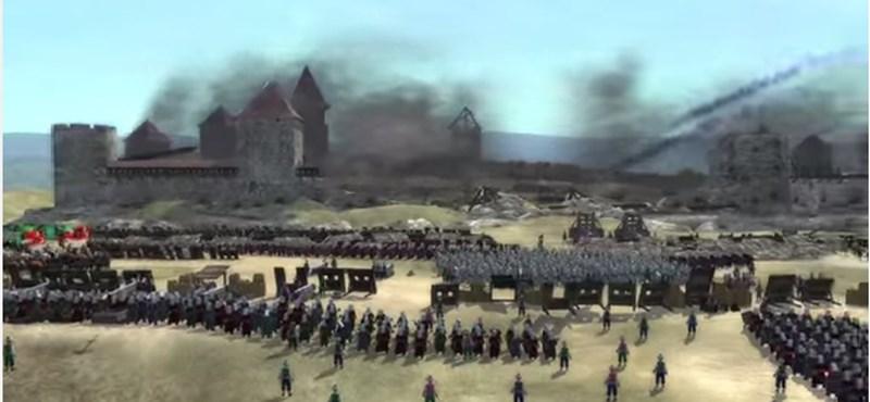Videó: 7 perc a nándorfehérvári csatából, ahogy még nem láthatta