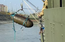 Hatástalanították a budafoki bombát