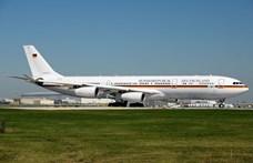 Megint elromlott a német külügyminiszter repülője