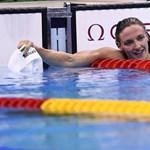 200 vegyes kipipálva: háromszoros olimpiai bajnok Hosszú Katinka