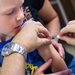 A gyerekeknek nem lesz ingyenes az influenzaoltás