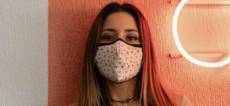 Elkészült az arcmaszk, amit 50-szer is kimoshat, akkor is véd majd a koronavírus ellen