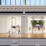Kitalálja, hol nyílt meg a világ legnagyobb Apple-boltja?