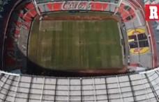 Shakira teljesen tönkretette az egyik NFL-stadiont – videó