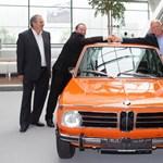 Felújítva kapta vissza 1972-es BMW-jét