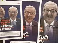 Juncker a barátjának nevezte Orbánt, de szerinte nincs helye a Néppártban
