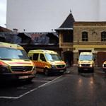 Fotó: evolúciós ugrást hajtott végre a mentőszolgálat