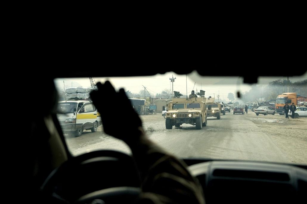 afganisztánban -