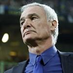 Ranieri lett Komanék edzője