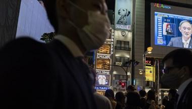 Vészhelyzetet rendelnek el a járvány miatt négy japán prefektúrában