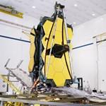 20 évnyi szerelgetés után a NASA összerakta a Hubble utódját