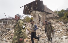 Hegyi-Karabah: Még mindig találnak újabb holttesteket a konfliktusövezetben