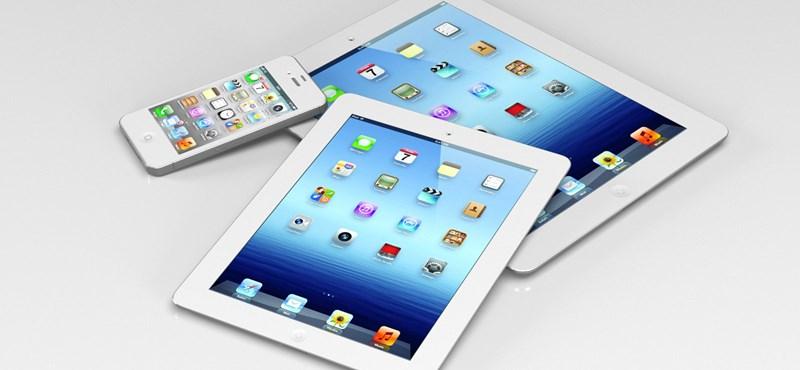 Jön az iPad Mini? Ilyen lehetne! [galéria]