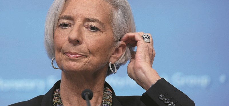 Eljárás indult az IMF-vezér, Christine Lagarde ellen