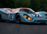 Árverésre vár Steve McQueen Le Mans-i Porschéja