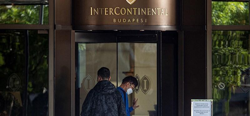 Többen is koronavírussal fertőzöttek az InterContinentalban lakó koreaiak közül