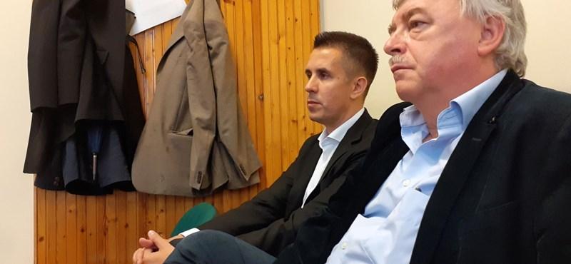 Czeglédy-ügy: Három vádlott jogerős ítélettel a zsebében távozott