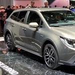 Itt az új Toyota Corolla Trek, megnéztük a enyhe terepre termett újdonságot