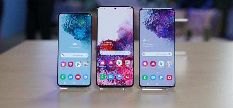 Rosszabbul fogy a Galaxy S20 a vártnál, de erről nem a Samsung tehet