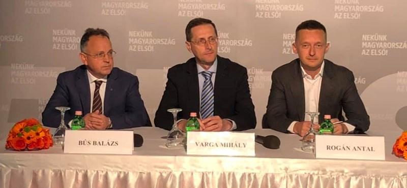 Rogán fórumát nem verte nagydobra a Fidesz